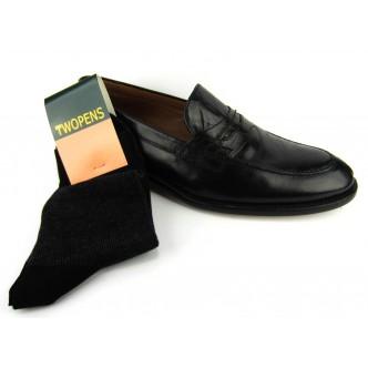 Twopens - Utalia noir, un modèle traditionnel tout confort