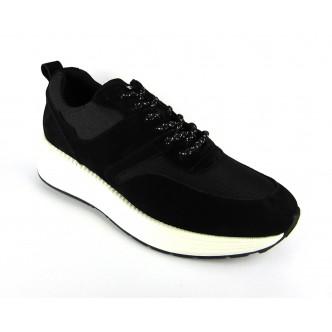 Schmoove Starter noir, un sneaker urbain tendance