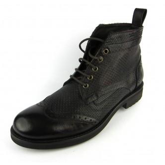 JP. David Boots 34925 marron