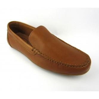 Mocassins Moc's en cuir, la chaussure d'été par excellence