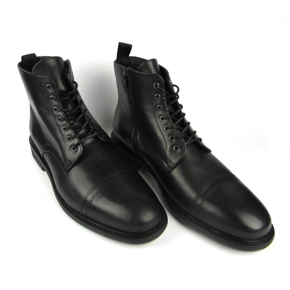 Schmoove Pilot Boots noir