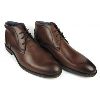 Hipness Desert Boots Edward cognac