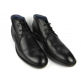 Hipness Desert Boots Edward noir
